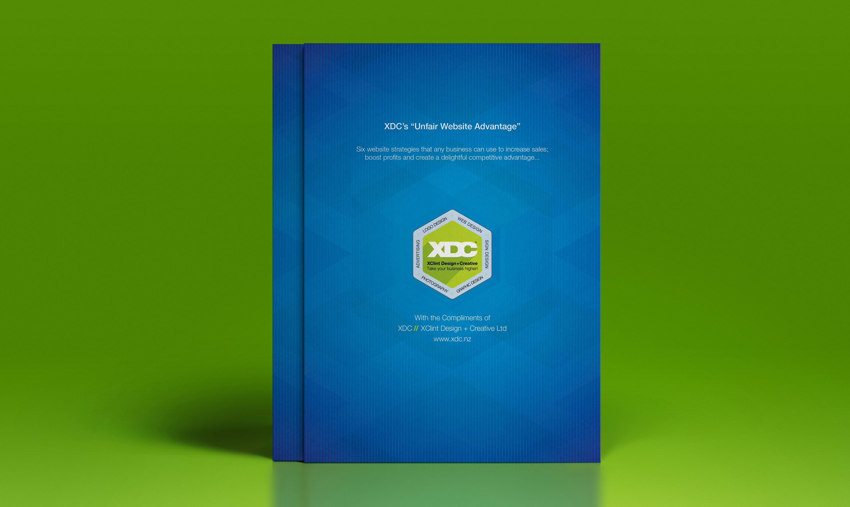 XDC's Unfair Website Advantage - How to get a better website